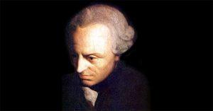 Var Immanuel Kant ond?
