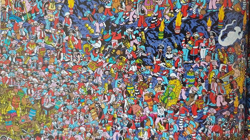 Sensur og endringer i «Hvor er Willy?»