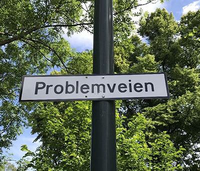 Problemveien